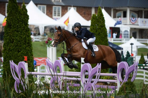 Charlotte Jacobs And Promised Land Jumped To The Win In SJHOF High Junior Amateur Owner Other Exciting Show Jumping