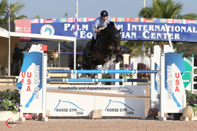 Daniel Deusser and Domingo. Photo © Sportfot.