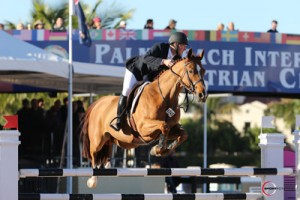 McLain Ward and Rothchild. Photo © Sportfot.