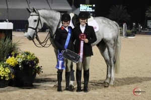 Schaefer Raposa and Samantha Schaefer  with Jet Stream K