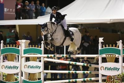 Ben Maher and Cella. Photo © Sportfot.