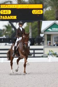 Heather Blitz and Paragon