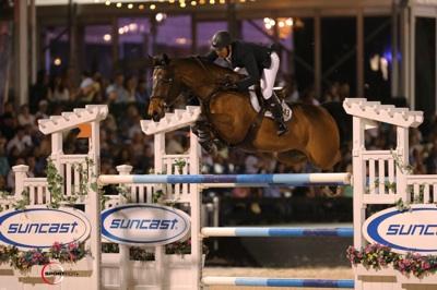 McLain Ward and Zander. Photo © Sportfot.