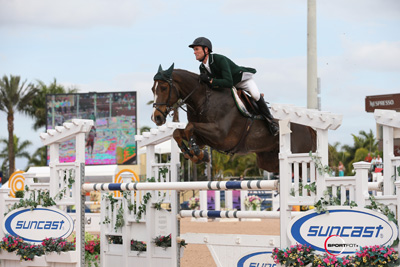 Richie Moloney and Slieveanorra. Photo © Sportfot.