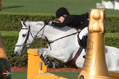 Chloe Reid and Damascus. Photo © Sportfot.