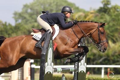 Victoria Colvin and Waminka. Photo © Sportfot.
