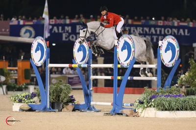 Kent Farrington and Uceko. Photo © Sportfot.