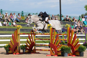 John Pearce and Chianto. Photo by Flying Horse Photography