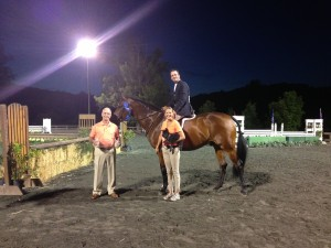 Contemporary and Daniel Geitner with owner Liz Tarumianz