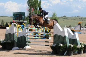 Susan Griffis and Udine. Photo by Flying Horse Phototgraphy