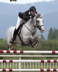 Andrew Bourns and Gatsby - Photo By: Cealy Tetley