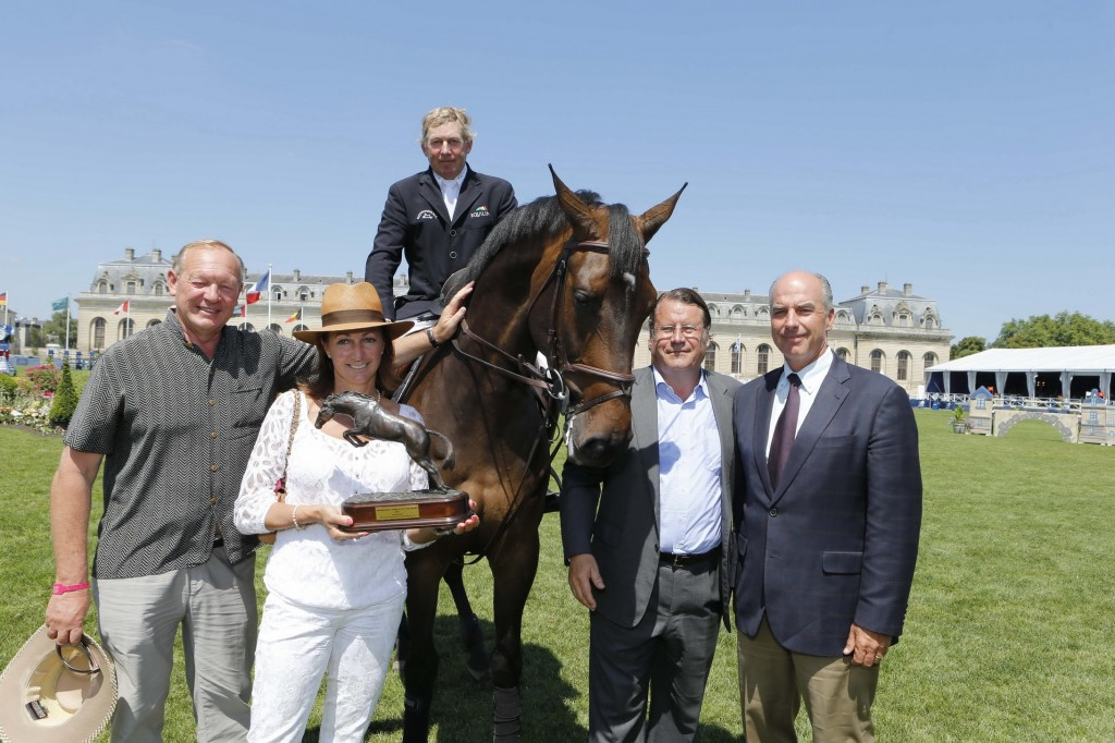 Longines Global Champions Tour of Chantily
