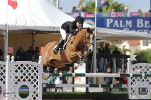 Katie Dinan and Nougat Du Vallet (Sportfot)