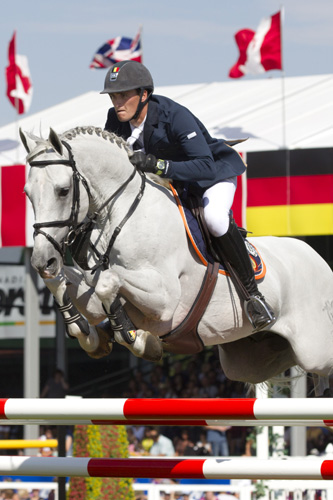 Spruce Meadows Masters Tournament 2012
