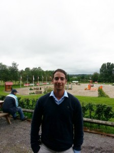 Oscar Soberon, International Course Designer