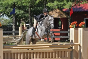 Rebecca Clawson and Freeport Capture Adult Amateur 18-35 Hunter Championship at Fieldstone Summer Showcase II