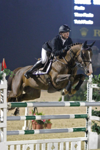 Shane Sweetnam and Solerina