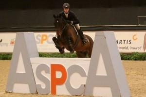 Jacob Pope (pictured with Uno) of Columbia, MD, won the 2012 ASPCA Maclay National Championships.