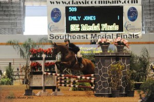 Emily Jones and Califernia Photo by Randi Muster