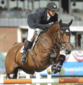 XXXX during the  CANA Cup at the Spruce Meadows masters 2013.