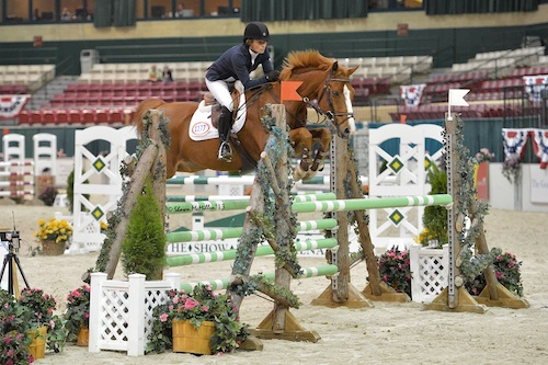 Hope Batchelor and Orlando. Photo copyright Shawn McMillen Photography.