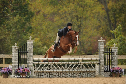 Sutton Place and Katie Robinson. Photo copyright Parker/The Book LLC.