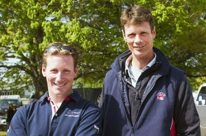 Top-ranked riders Oliver Townend and William Fox-Pitt, both of Great Britain, will compete in the $20,000 Horseware Indoor Eventing Challenge opening weekend (November 1 & 2) at the Royal Horse Show. Fox-Pitt currently sits second in the world in the sport of eventing. Photo credit: Michelle Dunn