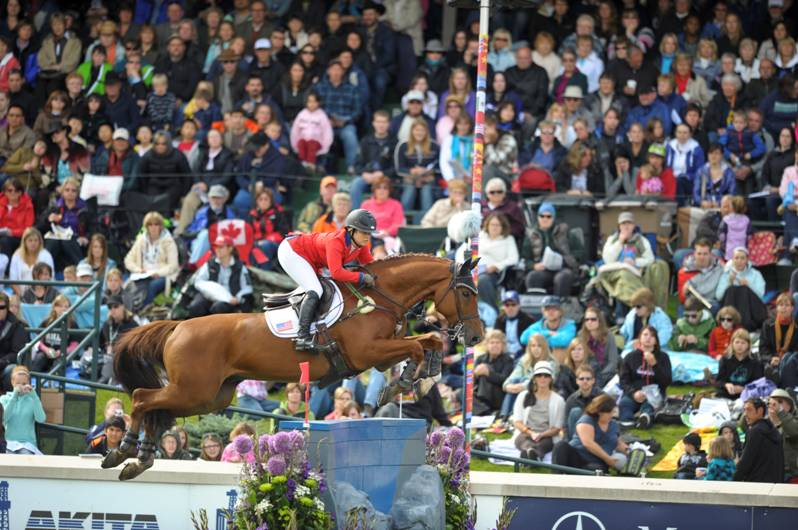 A place for Sport – Ashley Bond at the Spruce Meadows 'Masters' Tournament