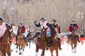 Snow Polo returns to downtown Aspen.
