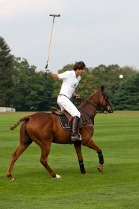 Nacho Figueras will captain the St. Regis Hotels & Resorts Polo Team in the Dec. 20 tournament.