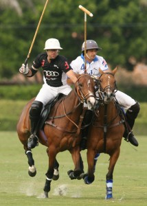 10-goaler Gonzalito Pieres will captain the Piaget Polo Team.