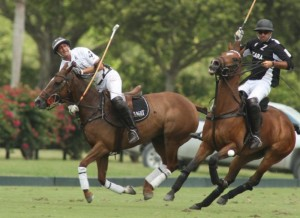 Ten goaler- Facundo Pieres will head the Audi Polo Team during the Dec. 20 tournament.