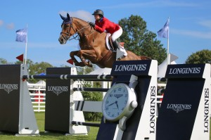 Longines Royal International Horse Show 2014 (c) Samantha Lamb
