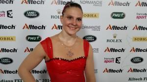 Vaulter Simone Jaiser