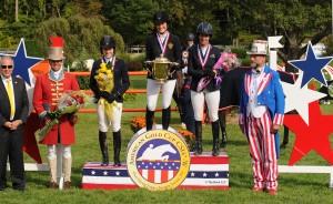 2014 AGC Winners - Jessica Springsteen, Laura Kraut, Katie Dinan
