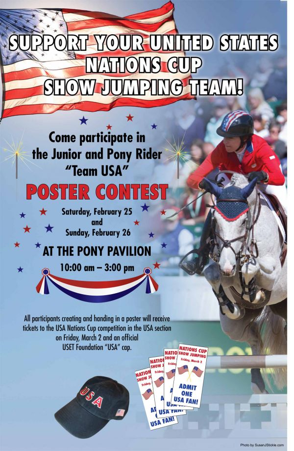 What S Happenin Team Usa Poster Contest
