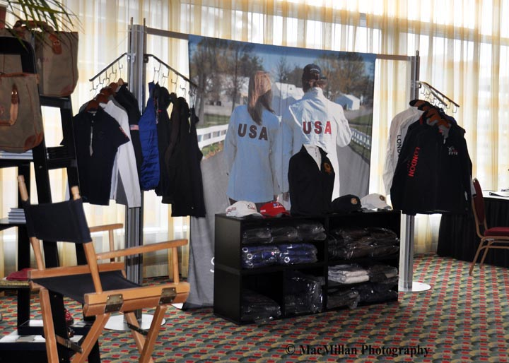 USEF Merchandise Booth at 2013 Convention