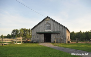 The original Spring Creek Farm prior to the building of the new facilities at Carlisle Academy Photo by Lindsay McCall
