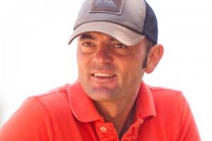 Trainer David Sterckx