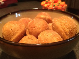 Apple cider donuts are a favorite fall treat. Served up for brunch or enjoyed at a seasonal party!