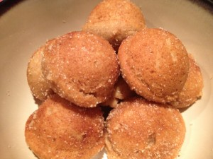 Baked apple cider donuts make for a healthier way to enjoy one of my favorite fall treats!