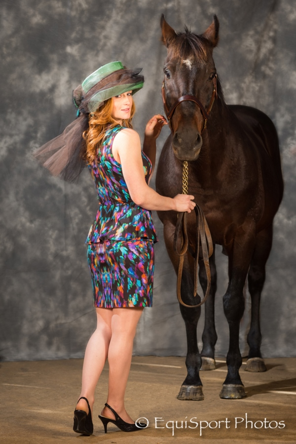 Photo of Rosie Napravnik and Patton by EquiSport Photos