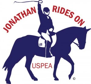 Jonathan Rides On Logo of Jonathan Wentz Memorial Scholarship Fund