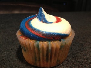 Have fun with frosting! Just add a bit of color and no muss, no fuss beautiful baked goods!