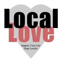 Shop locally and show some local love!
