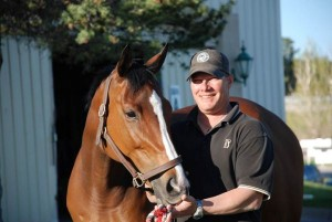 Brian Curry, Vice President of Colorado Horse Park