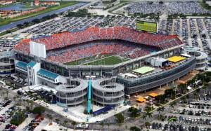 American Invitational moves to Sun Life Stadium in Miami.