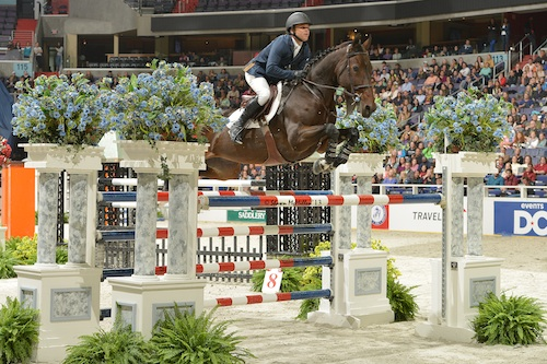 Kent Farrington and Blue Angel won last year's $125,000 President's Cup Grand Prix.