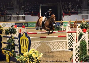 1-McLain Ward and Rothchild won the $100,000 Hickstead FEI World Cup Grand Prix on November 12.