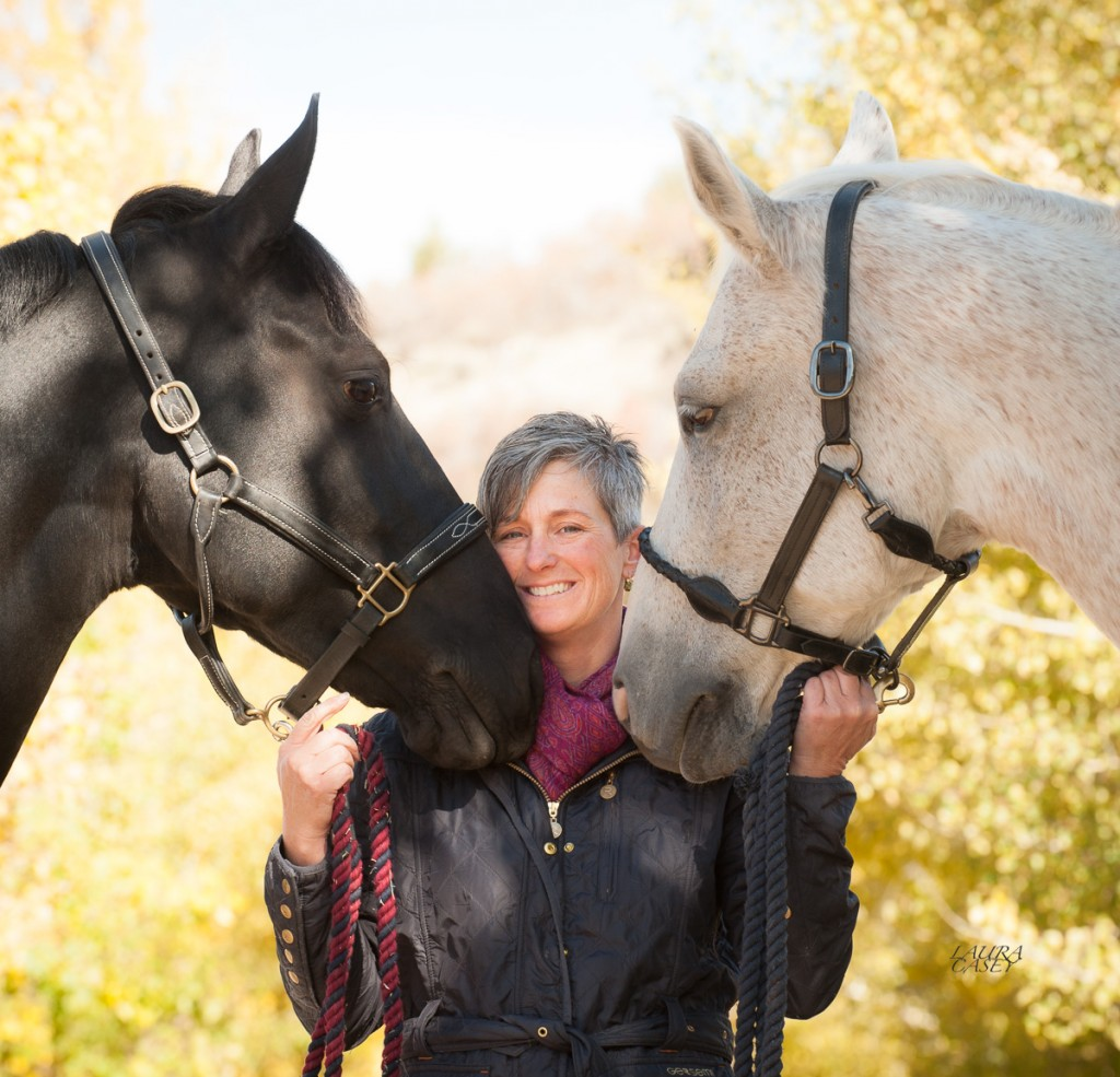 Stephanie Brown Beamer (Photo Courtesy of The Dressage Foundation)